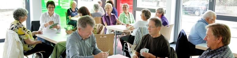 Kartenspielgruppe der Bürgerstiftung Remseck